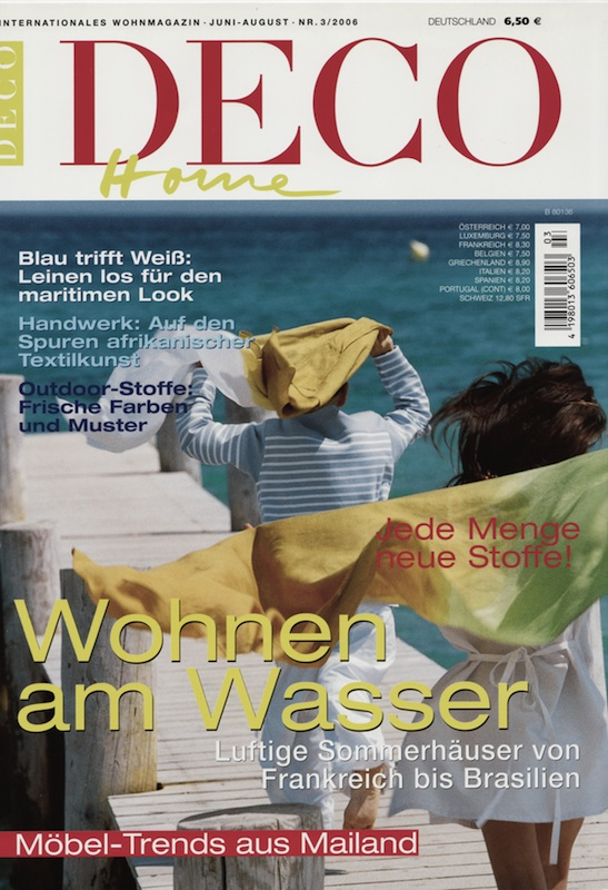 DECO HOME August 2006
