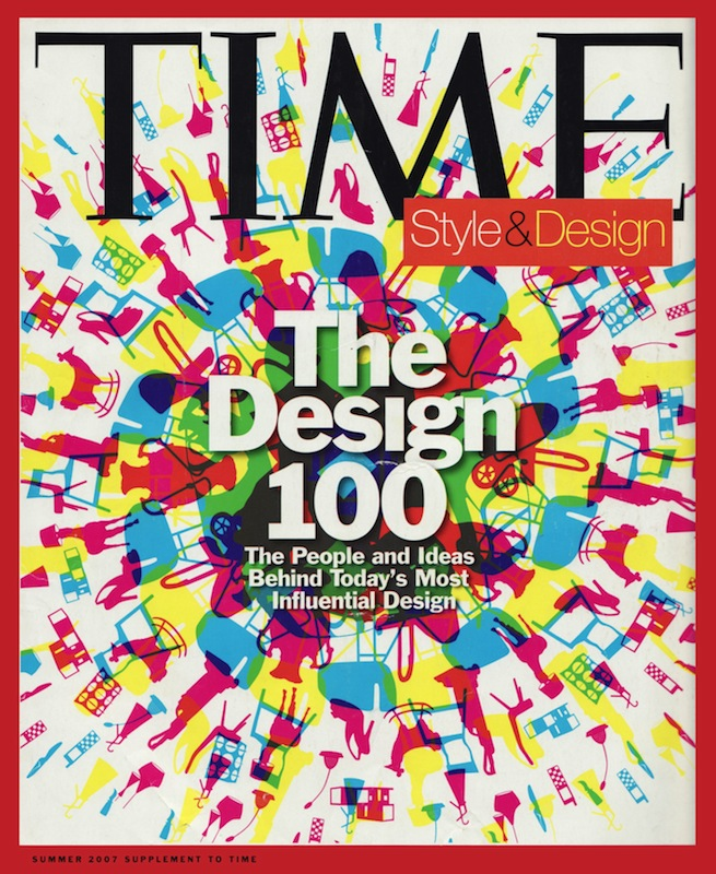 TIME  August 2007