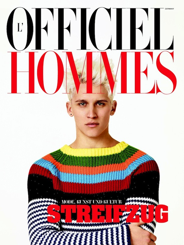 L'Officiel Hommes Summer 2011