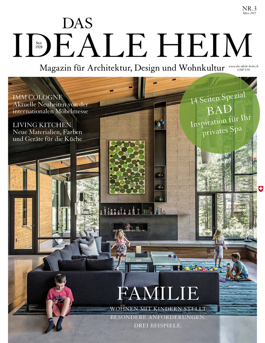 DAS IDEALE HEIM March 2017