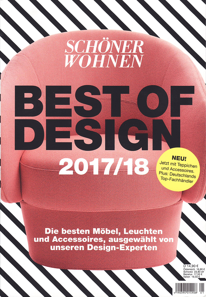 Schoener Wohnen - Best of Design  2017/2018