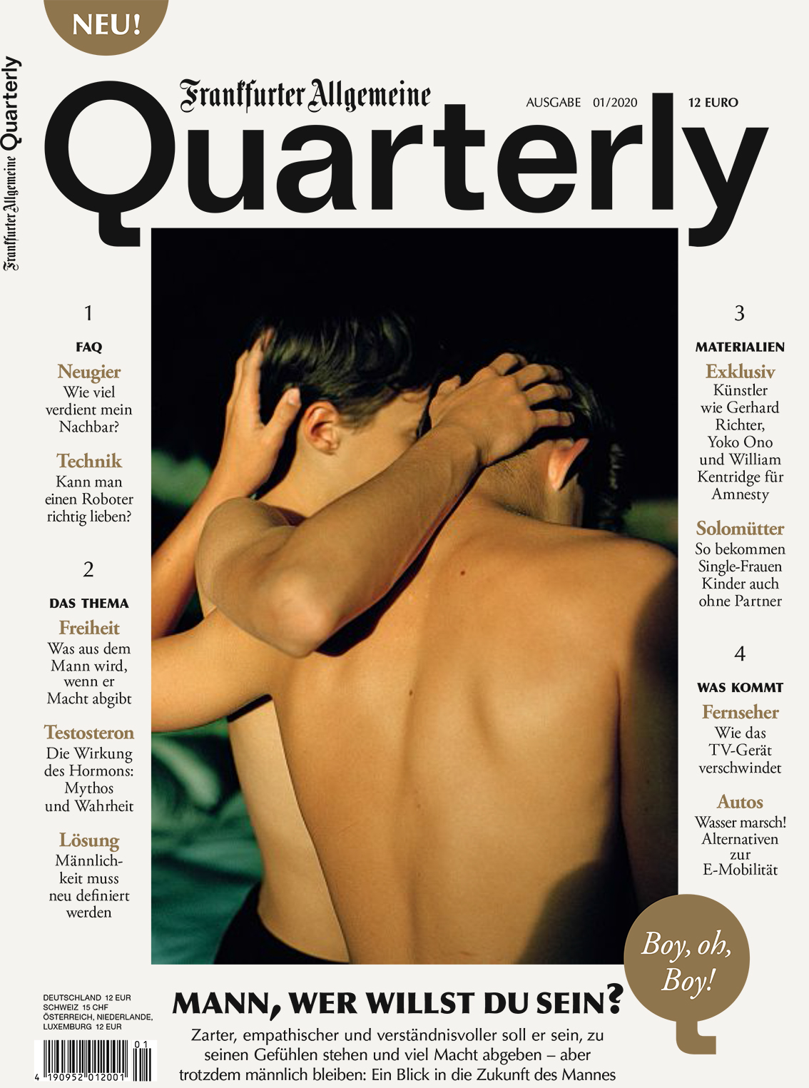 FAZ Quarterly December 2019